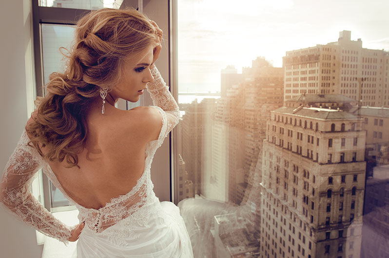 Diva Hair Salon Bridal Styling
